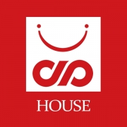 da HOUSE noda english logo